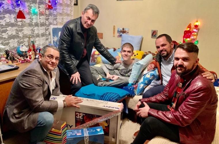 Christmas miracle for Radi